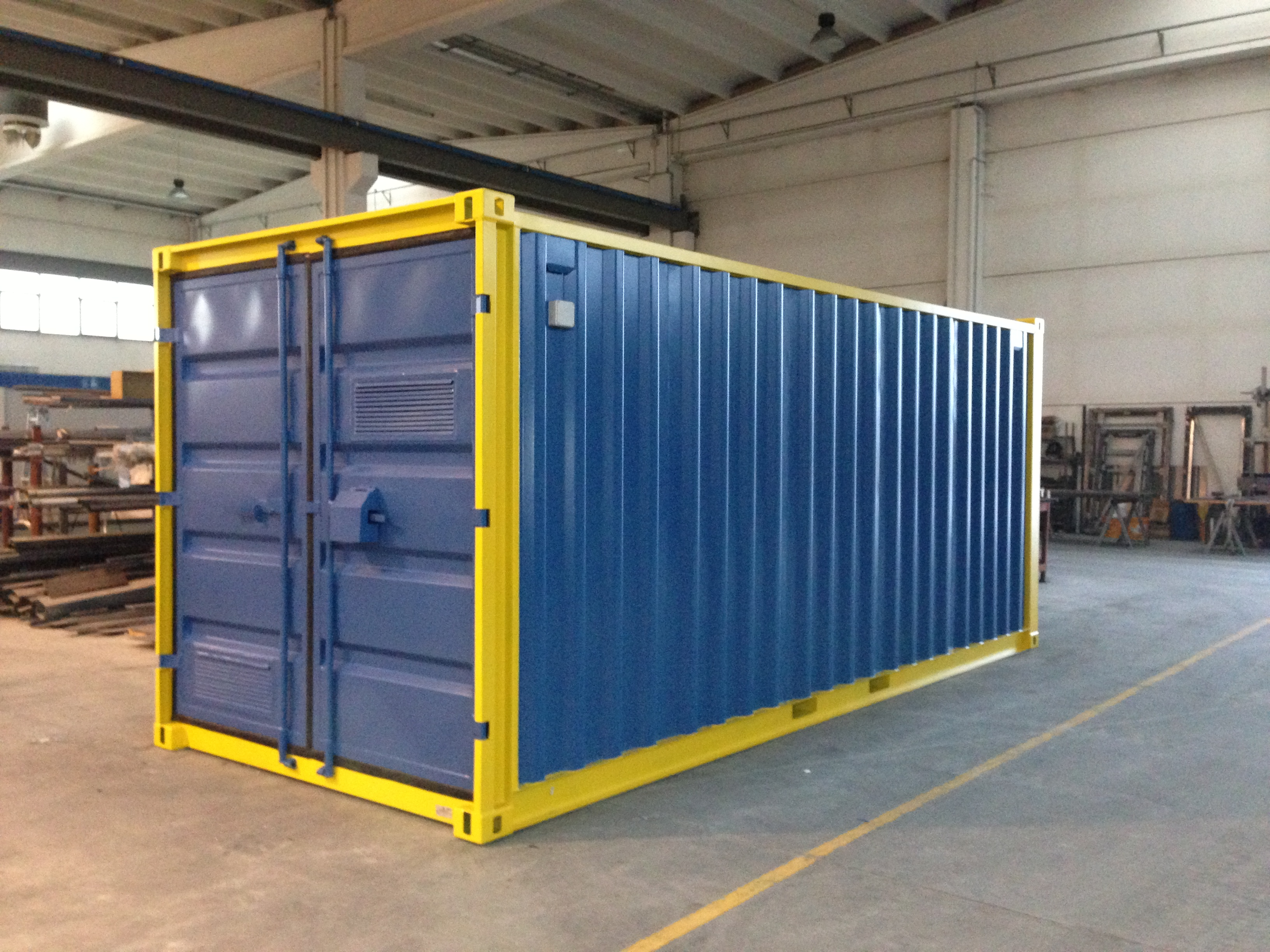 container modificati