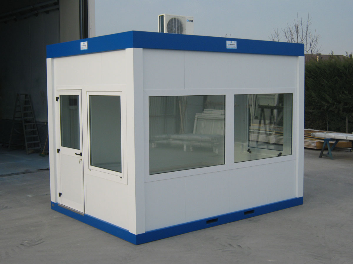 office modular building edil euganea