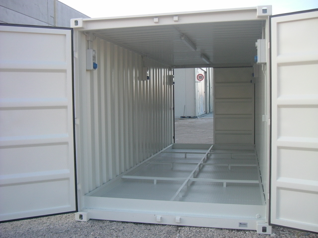 Containers vernici
