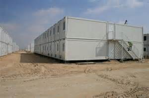 prefabricated modular accomodation