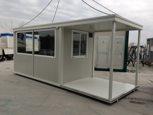 container cabina