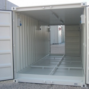 transformation of container