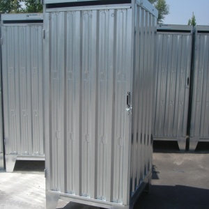 Constructions site bathrooms