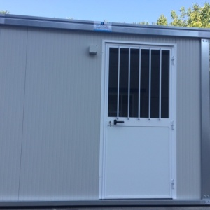 Second hand prefabricated modules