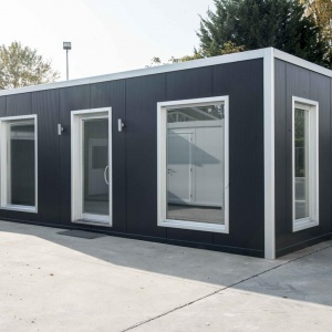 Manufacturing of offices container