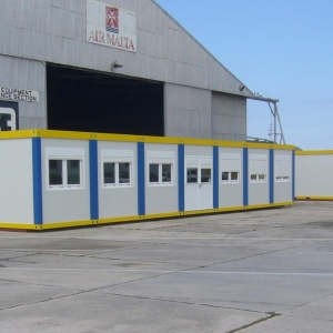 multi-strorey prefabricated