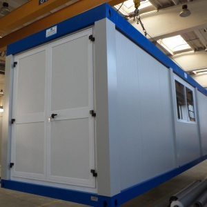 prefabricated offices