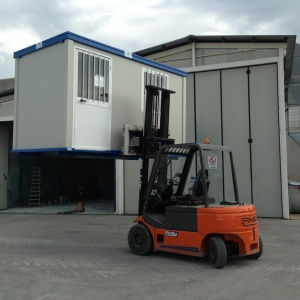 modular prefabricated for hire