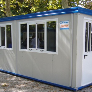 prefabricated rent