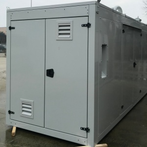 Manufacturer of sound proof cabins