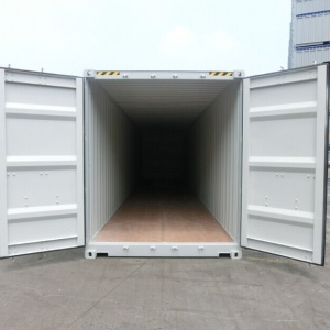 container navale 40' box